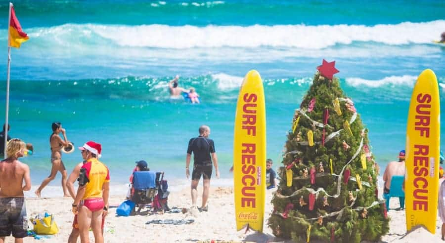christmas in bondi beach how to enjoy a bondi christmas in 2018